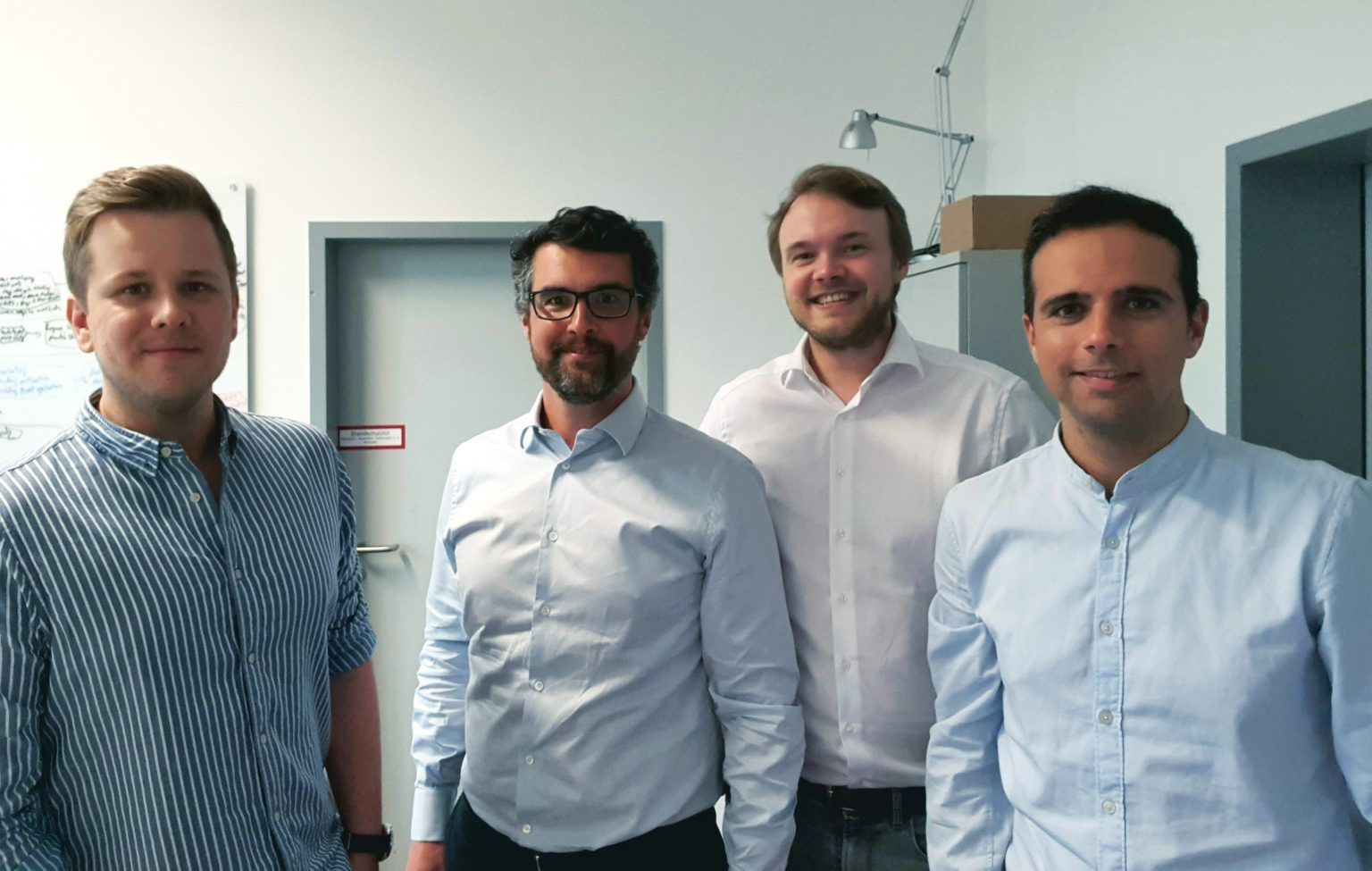 Landed our first investor: IT Inkubator GmbH
